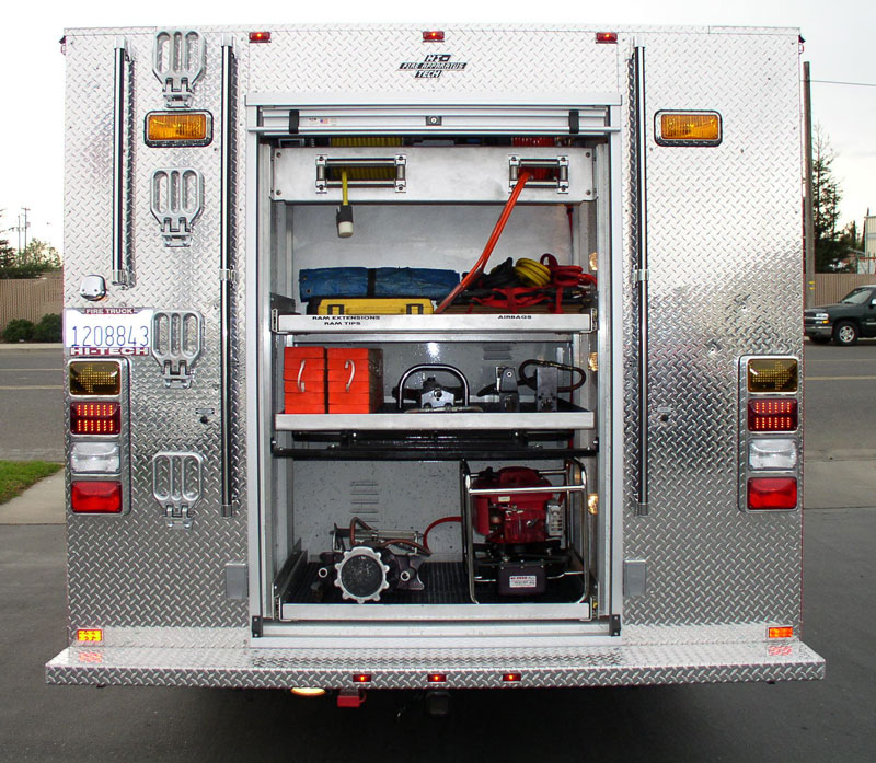 Rescue Unit Detail