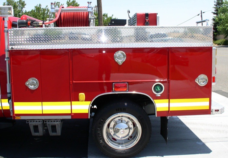 Type 6 Quick Attack Pumper Detail